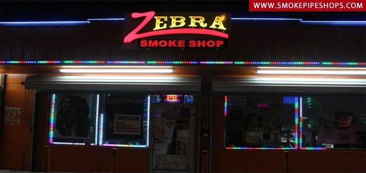 Zebra Smoke Shop