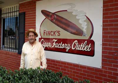 Fincks Cigar Factory Outlet