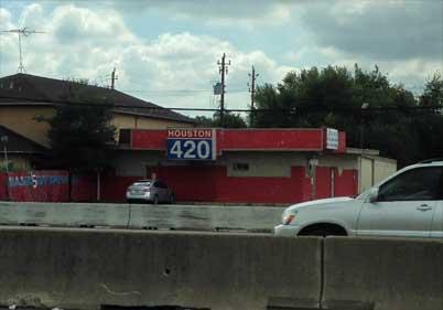 Houston 420