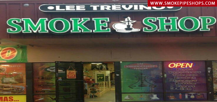Lee Trevino Smoke Shop