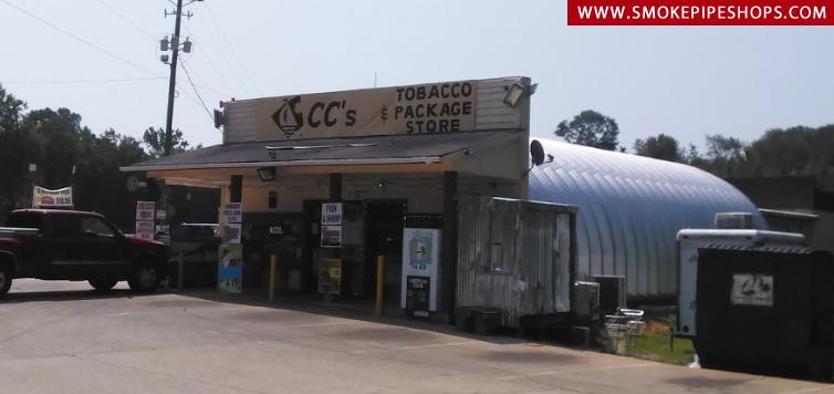 CC's Tobacco and Package