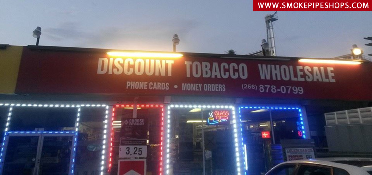 Discount Tobacco Wholesale LLC