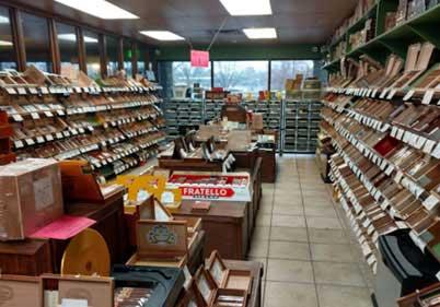 Edward's Pipe & Cigar Shop