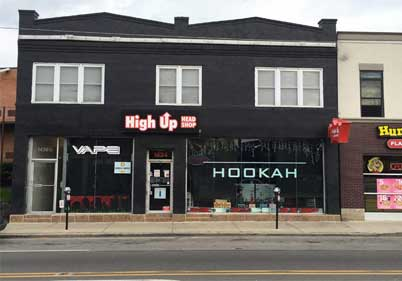 High Up Head Shop