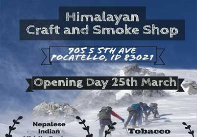 Himalayan Grocery and Smoke Shop
