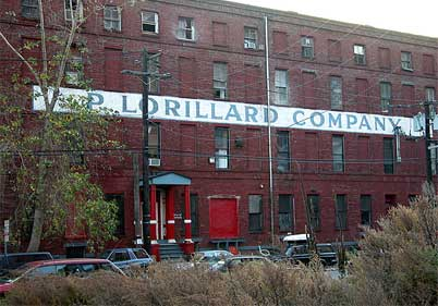 Lorillard Tobacco Co