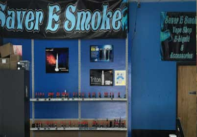 Saver-E-Smoke Vape Shop
