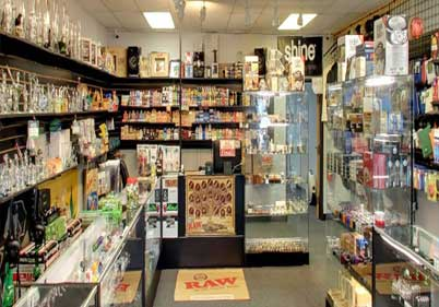 Tha Head Shop Smoke Shop