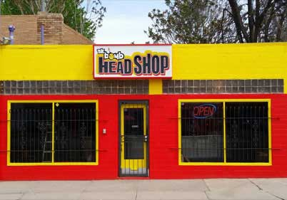 The Bomb Head Shop