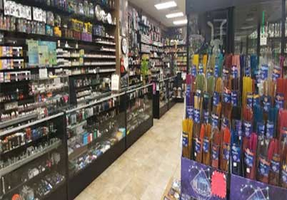 Unwind Smoke Shop San Jacinto California US Smoke Pipe Shops