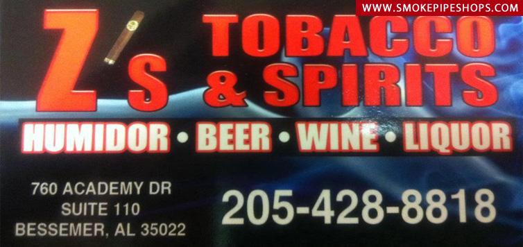 Z's Tobacco & Spirits