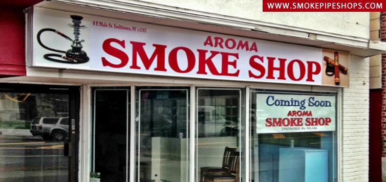 Aroma Smoke Shop