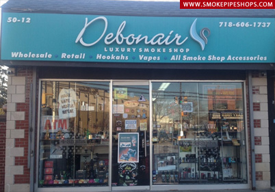 Debonair vapes and smoke shop