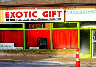 Exotic G and G Smoke Shop