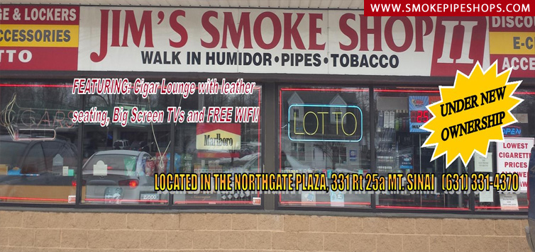 Jim's Smoke Shop II
