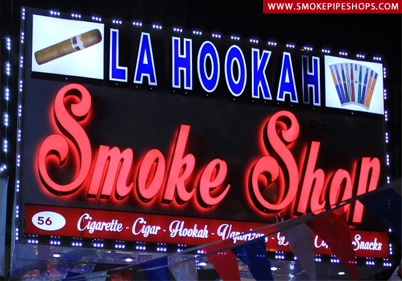 la hookah smoke shop new york city new york united states smoke pipe shops. Black Bedroom Furniture Sets. Home Design Ideas
