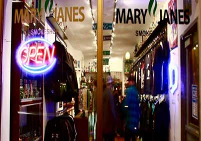 Mary Janes Smoke Shop