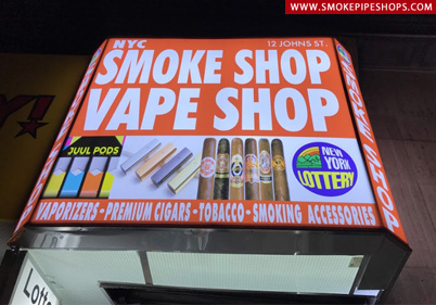 NYC Smoke Shop & Vape Shop
