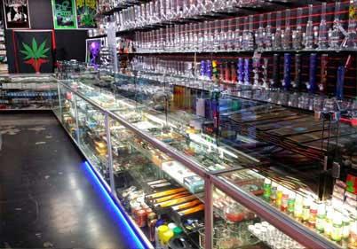 R & M Smoke Shop