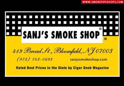 Sanj's Smoke Shop