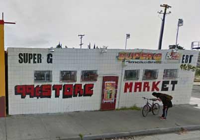 Super G Smoke Shop