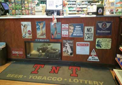 Tnt Beer & Tobacco