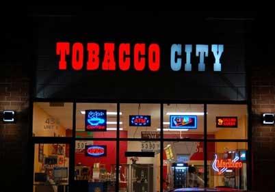 Tobacco City Smoke Shops