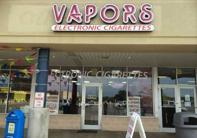 Vapors Electronic Cigarettes and E-Liquid