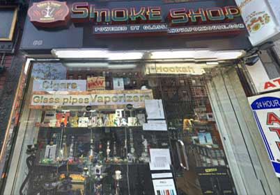 2nd Avenue Smoke Shop