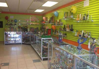 Almaz Smoke Shop