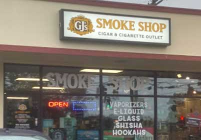 Gjs Smoke Shop Southtown