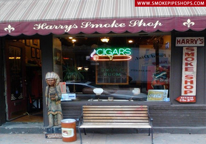 Harry's Smoke Shop