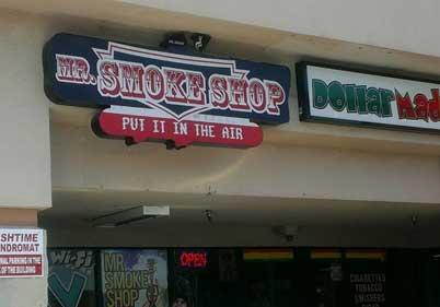Mister Smoke Shop