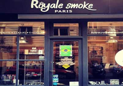 Royaume Smoke Paris 17