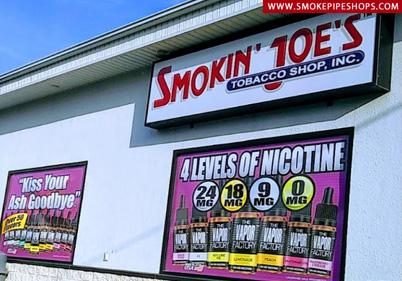 Smokin' Joe's Tobacco Shop, Inc. #25