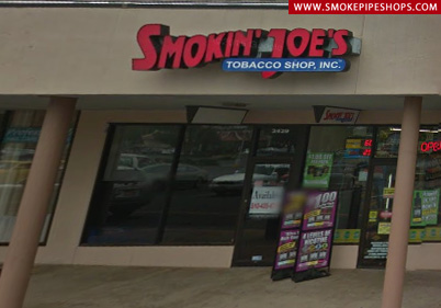 Smokin' Joe's Tobacco Shop