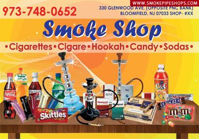 Moon Night Smoke Shop