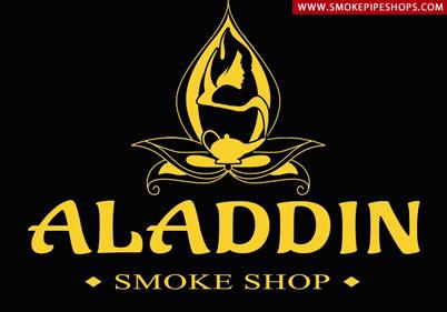 Aladdin Glass & Vape