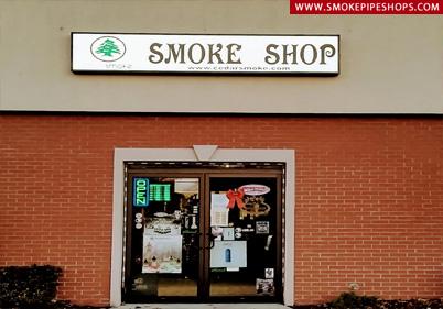 Cedar Smoke Shop