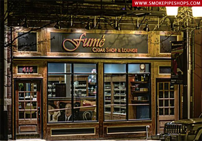 Fume Cigar Shop & Lounge