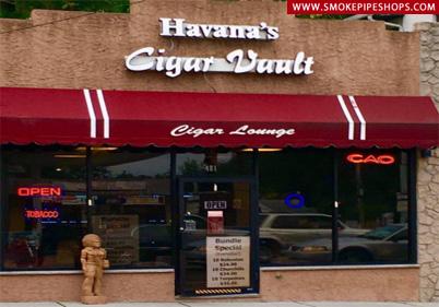 Havanas Cigar Vault