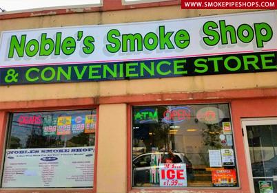Noble's Smoke Shop