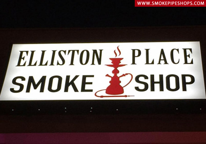 Elliston Place Smokeshop