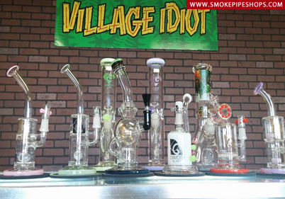 Village idiot smoke shop