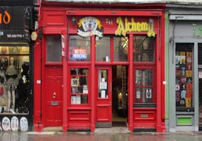 Alchemy Smoke Shop