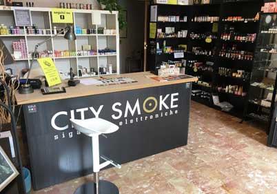 City Smoke Sigarette Elettroniche