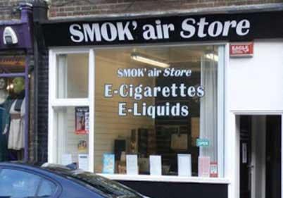 Smok' Air Store