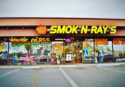 Smok'n Ray's Smoke Shop