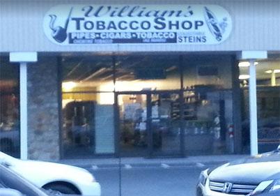 Williams Tobacco Shop