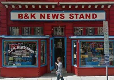 B&K News Stand